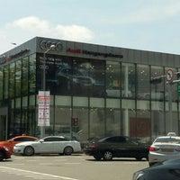 Photo taken at 아우디 용산 (Audi Yongsan) by Yongseok G. on 5/12/2016