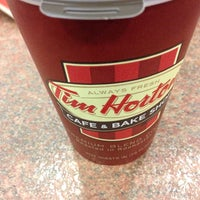 Photo taken at Tim Hortons by mprussian on 4/3/2014