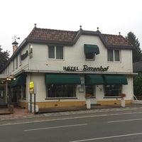 Photo taken at Hotel Restaurant De Rozenhof by WeShootit F. on 9/18/2013