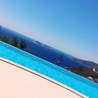 Photo taken at Mediteran Hotel by RASİM Ö. on 7/30/2017