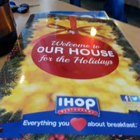 Photo taken at IHOP by Bruce B. on 11/9/2013