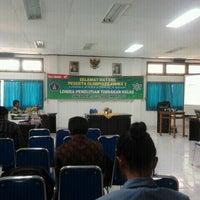 Photo taken at Kampus Tengah Undiksha by Parie P. on 9/22/2012