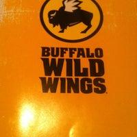Photo taken at Buffalo Wild Wings by Leta K. on 11/18/2012