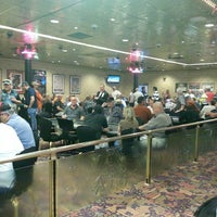 Photo taken at Tropicana Evansville (Casino Aztar) by Christopher B. on 8/4/2013