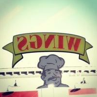 Photo taken at Cristo's Pizzeria by Brandon C. on 4/27/2013