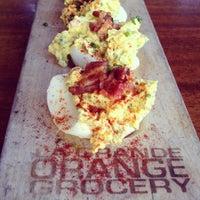 Photo taken at La Grande Orange Cafe by Muu T. on 8/25/2013