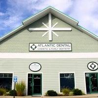 Photo taken at Atlantic Dental Cosmetic & Family Dentistry by Atlantic Dental Cosmetic & Family Dentistry on 10/31/2014