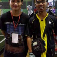 Photo taken at Lapangan Futsal BSC (Ringroad) by Dwi A. on 2/3/2014