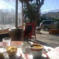 Photo taken at Pastelería Las Vascas by Daniel B. on 9/1/2015