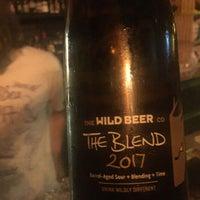 Das Foto wurde bei The International Beer Bar von Michel O. am 10/14/2017 aufgenommen