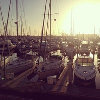Photo taken at Cabrillo Marina by Molly P. on 5/11/2014