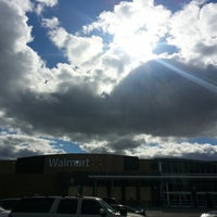 Photo taken at Walmart Supercenter by Kevin C. on 10/26/2013