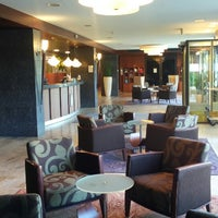 Photo taken at Hotel Haaga Central Park by Osmo S. on 10/14/2013