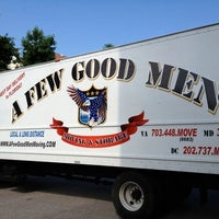 Photo taken at A Few Good Men Moving & Storage by A Few Good Men M. on 11/3/2014