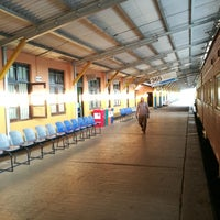 Photo taken at Trincomalee Railway Station by Lubor J. on 7/6/2017
