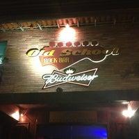 Photo taken at Old School Rock Bar by Eduardo G. on 5/31/2013