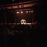 Photo taken at Salle Georges Brassens by bylb0 on 9/21/2017