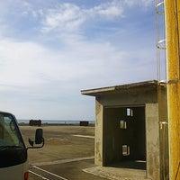 Photo taken at JAXA能代多目的試験場 by Ryu K. on 9/15/2014
