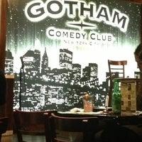 Das Foto wurde bei Gotham Comedy Club von Eldad H. am 6/2/2013 aufgenommen