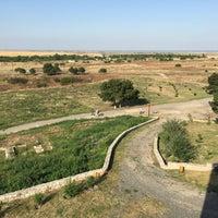 Photo taken at Tigranakert by Dmitry N. on 6/15/2016