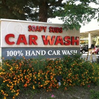 Soapy suds car wash valencia valencia ca photo taken at soapy suds car wash by jenny s on 525 solutioingenieria Choice Image