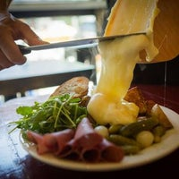Photo taken at Raclette by The Wall Street Journal on 5/14/2015