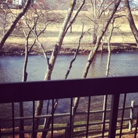 Photo taken at The Inn on the River by Chris H. on 3/8/2014