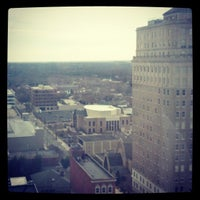 Photo taken at Marriott Winston-Salem by Chris H. on 3/22/2013