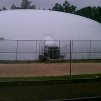 Photo taken at Tennis Courts by Kwame A. on 6/4/2012