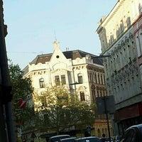 Photo taken at Sparkassaplatz by Anna Genial L. on 5/2/2012