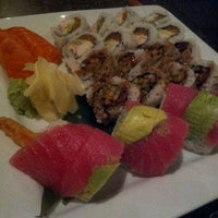 Photo taken at Sushi 101 by Sherry T. on 3/10/2012
