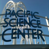 Photo taken at Pacific Science Center by Michael C. on 7/6/2012