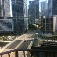 Photo taken at Hyatt Regency Miami by Gabriel Torres A. on 10/8/2012