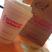 Photo taken at Dunkin' Donuts by Ram T. on 2/25/2014