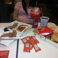Photo taken at McDonald's by Achel V. on 6/10/2013