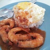Photo taken at MOMO TBR Food Corner by AhBoon N. on 10/2/2012