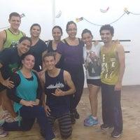 Photo taken at Escola de Ballet Lucymeire Aires by Gardenia V. on 2/7/2015