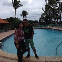 Photo taken at Days Inn Oceanfront by Rodrigo M. on 11/29/2013