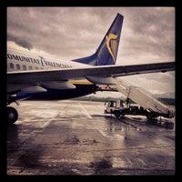 Photo taken at Orio al Serio International Airport (BGY) by Matteo M. on 4/20/2013