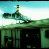 Photo taken at Belle Isle Lobster & Seafood by SallySinful on 10/16/2012