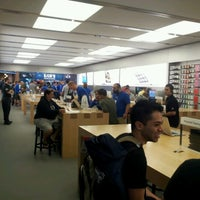 Photo taken at Apple Brandon by Terri L. on 9/21/2012