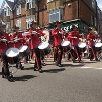Photo taken at Tonbridge by Jeremy F. on 6/22/2014