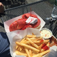 Photo taken at Estes Lobster House by Berna C. on 7/3/2016