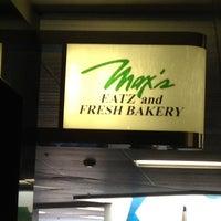 Photo taken at Max's Eatz & Fresh Bakery by Kara C. on 4/30/2013