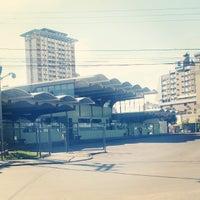 Photo taken at Estação Rodoviária de Criciúma by Gilmar A. on 6/2/2013