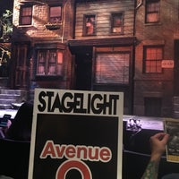 Photo taken at Avenue Q by Merve D. on 6/29/2017