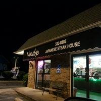 Photo taken at Nagoya Japanese Steakhouse by Stewart L. on 9/10/2013