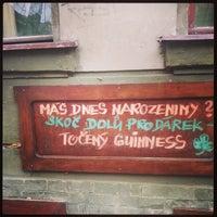 Photo taken at Irish Pub Nora by Ladislav B. on 10/30/2013