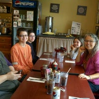 Photo taken at Baccari's Diner by Madeline A. on 9/26/2012