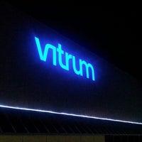 Photo taken at Vitrum by Oskars K. on 4/15/2013